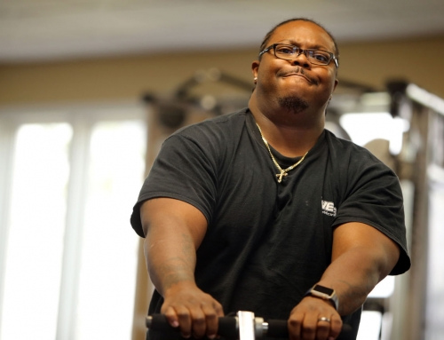 Cedar Lake man treated for rare condition that left him unable to straighten knee
