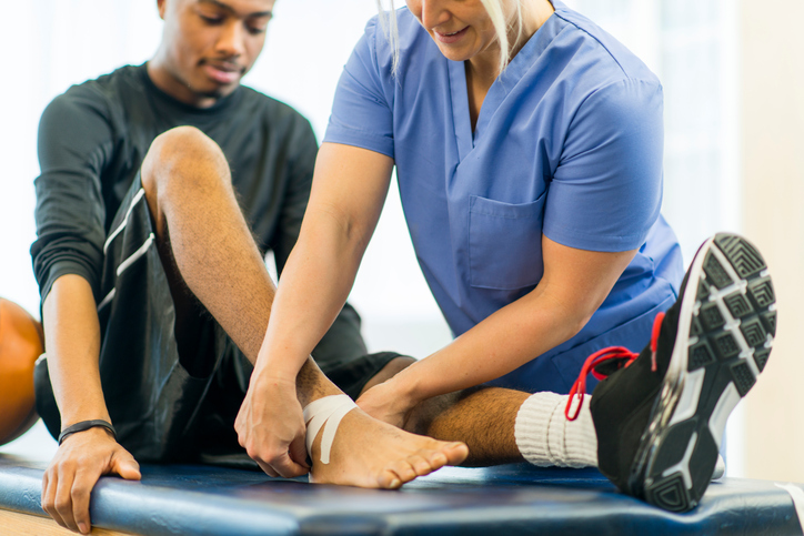 Physical Therapy for Improved Ankle Strength