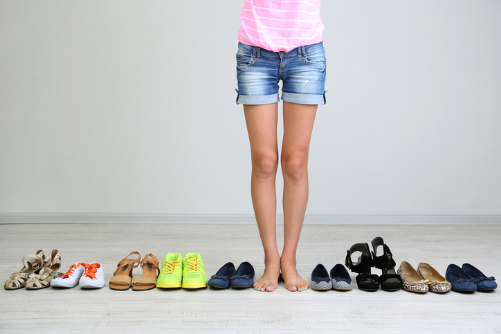 Whatever Your Activity…Choose The Right Pair of Shoes