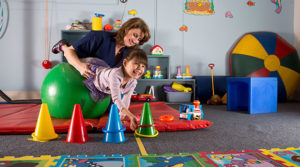 Tame the Tantrum: How to Talk Your Child Into PT