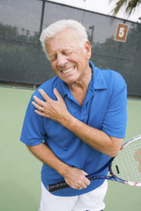 Your Tennis Game Depends On Your Elbows